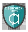 Sello Cibercheck de Ciberseguridad de elblogdezoe.es